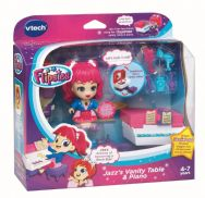 Vtech Flipsies - Jazz's Vanity Table & Piano Playset